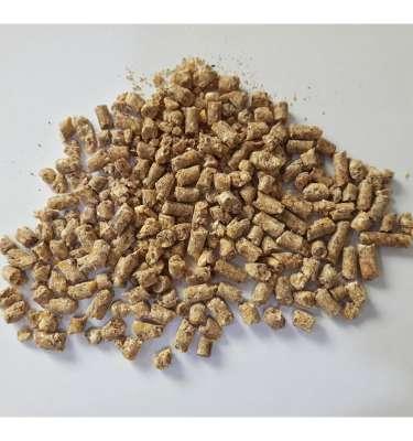 Soybean hull pellets